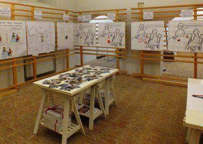 mostra fotografica kit didattico cappuccetto rosso